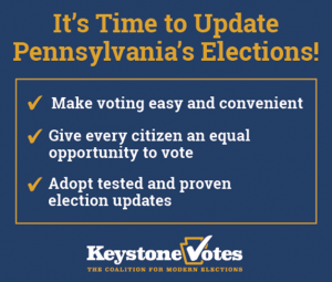 keystone votes website